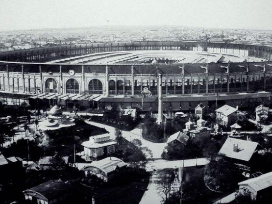 Palais de l'Exposition Universelle de 1867