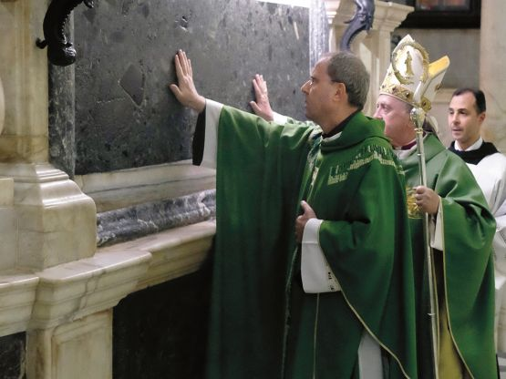 Tombeau saint Antoine