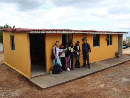 Ecole écolo au Mexique