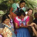 Les écoles vertes offrent une formation en agriculture communautaire et familiale. -  Les salles sont utilisées aussi pour la formation des adultes.
